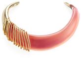 Alexis Bittar Coiled Collar Necklace