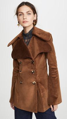 A.W.A.K.E. Mode Dorian Brown Corduroy Jacket