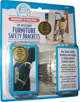 Mommys Helper Mommy's Helper Furniture Safety Brackets
