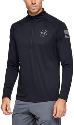 Under Armour Men's Freedom Half-Zip Pullover