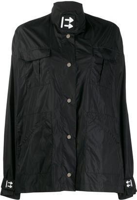 Off-White Oversized Logo Lightweight Jacket
