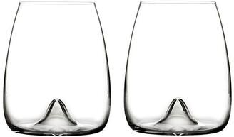 Waterford Elegance wine glass stemless