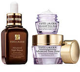 Estee Lauder Anti-Wrinkle Solutions with full-size Advanced Night Repair