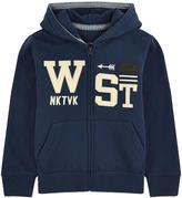 Mayoral Full zip hoodie