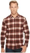 Royal Robbins Merinolux Flannel Long Sleeve Shirt
