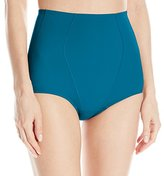 Olga Women's Without a Stitch Light Shaping Brief Panty