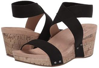LifeStride Del Mar (Black) Women's Shoes
