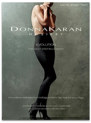 Donna Karan Hosiery Evolution Matte Jersey Tights