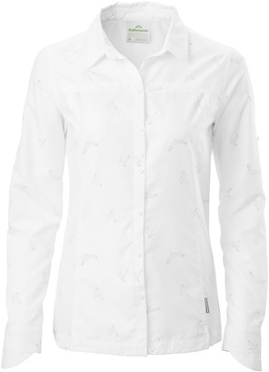 Kathmandu Trailhead Womens Long Sleeve Shirt