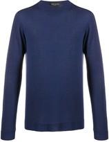 Roberto Collina lightweight knit jumper