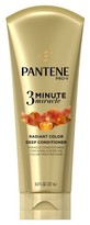 Pantene PRO-V 3 Minute Miracle Radiant Color Deep Conditioner - 8 oz