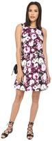 Kensie Watercolors Blooms Dress KS2K7854