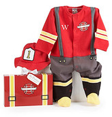 "Baby Aspen Baby Boys' 3-pc. ""Big Dreamzzz"" Firefighter Layette Set"