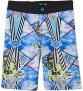 Tiger Joe Boys' Cosmic Jungle Boardshort (2yrs10yrs) - 8133214