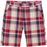 Gant Boys Madras Shorts 3-15 Yrs