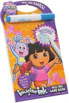 Dora the Explorer Imagine Ink Mess-Free Game Book