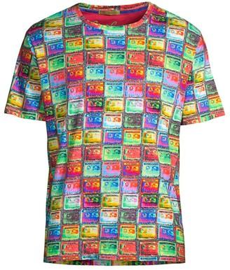 Robert Graham Printed Knit T-Shirt