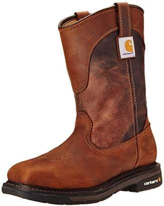Carhartt Men's Wellington Square Safety Toe Work Boot CMP1218