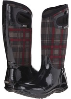 Bogs North Hampton Plaid Women's Rain Boots