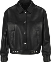 Prada Nappa Leather Jacket