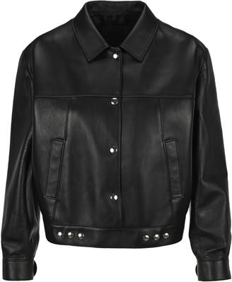 Prada Nappa Leather Jacket