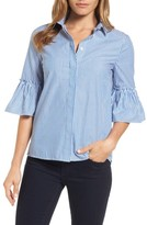 Draper James Women's Andrea Stripe Shirt