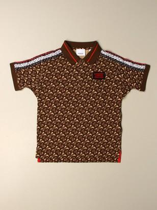Burberry Polo Shirt Kids