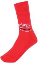 Balenciaga Cotton-blend socks