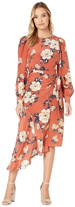 Yumi Kim Leanna Dress (Honest Rose Rust) Women's Dress