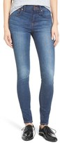 Madewell High Rise Skinny Jeans (Polly Wash)