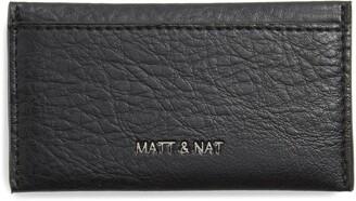 Matt & Nat Sal Faux Leather Card Case