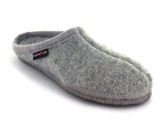 Haflinger Unisex Adults Walktoffel Alaska Open Back Slippers
