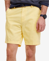 Nautica Men's Big & Tall Flat Front Deck Shorts