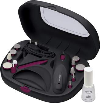 Revlon Style & Dry Manicure Set with Free Top Coat
