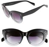 A. J. Morgan A.J. Morgan 'Emma' 48mm Sunglasses