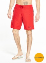 Emporio Armani EA7 Plain Board Shorts