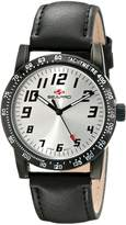 Seapro Women's SP5212 Bold Analog Display Quartz Black Watch