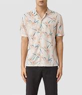 AllSaints Aaru Short Sleeve Shirt