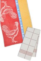 Rooster Coop Dishtowels (Set of 4)