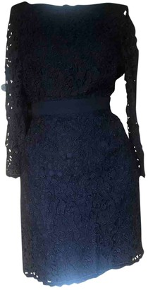 Tory Burch Blue Lace Dress for Women