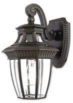 Quoizel Georgetown Wall Mount Lantern in Imperial Bronze