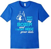 Men's Gifts for boxer dog lovers or owners men women and kids XL