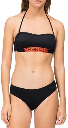 Calvin Klein Bandeau Swim Top