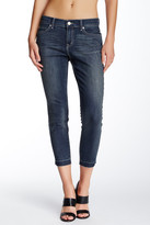 Level 99 Aubrey Released Hem Slouchy Skinny Jean