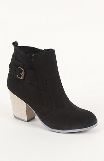 Qupid Maze Ankle Boots