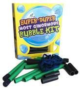 Simon & Schuster Super Duper Most Ginormous Bubble Kit.