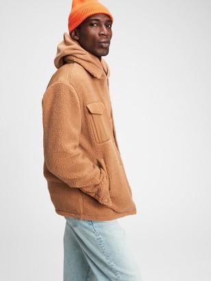 Gap Soft Sherpa Jacket