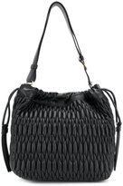 Furla quilted tote