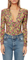 AFRM Athlas Print Bodysuit