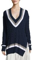 Public School Cora Cable-Knit Sweater